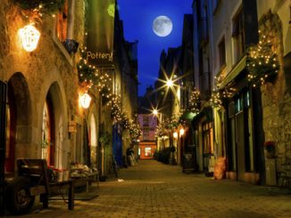 Galway City Night