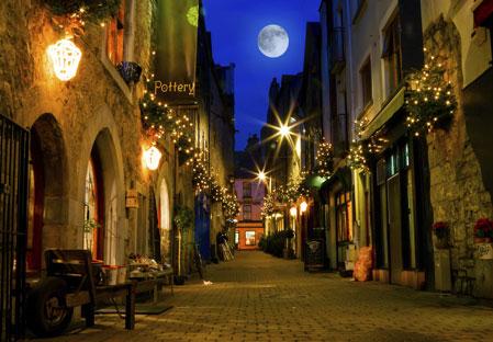 Galway City Night