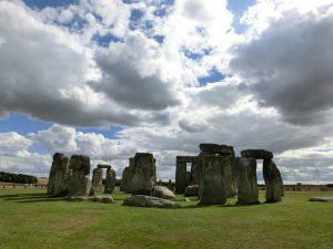 Information about Britain - stonehenge