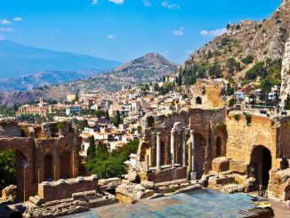 Greek Theatre Sicily
