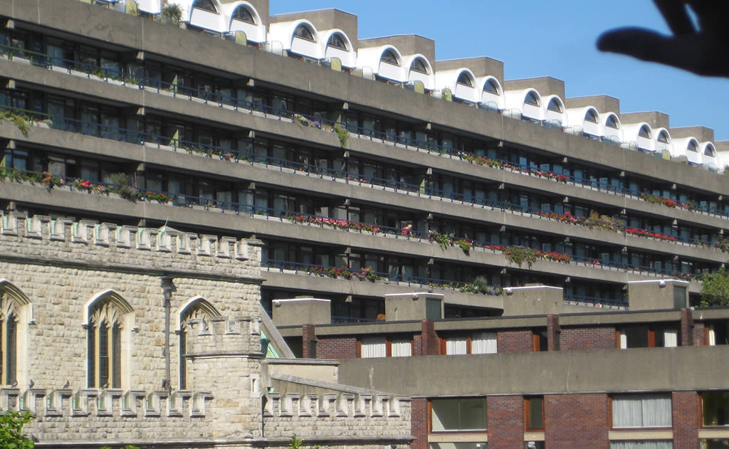 barbican centre london