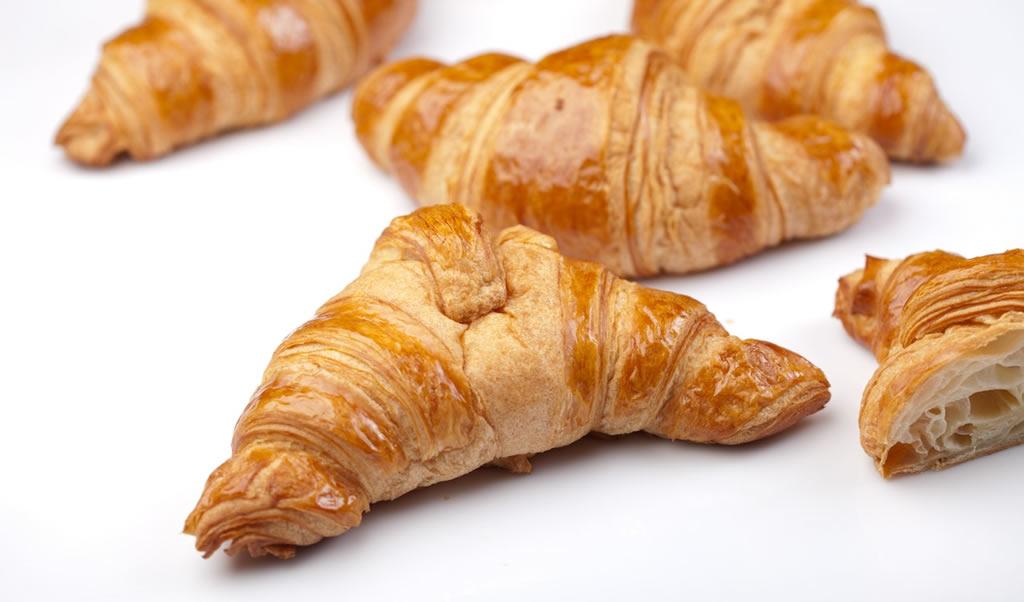 croissants in paris