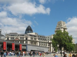 top 5 London tourist attractions
