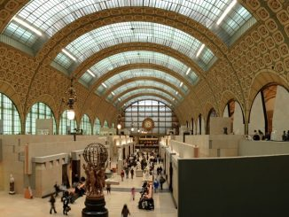 Top Museums in Paris - The Musee Dorsay