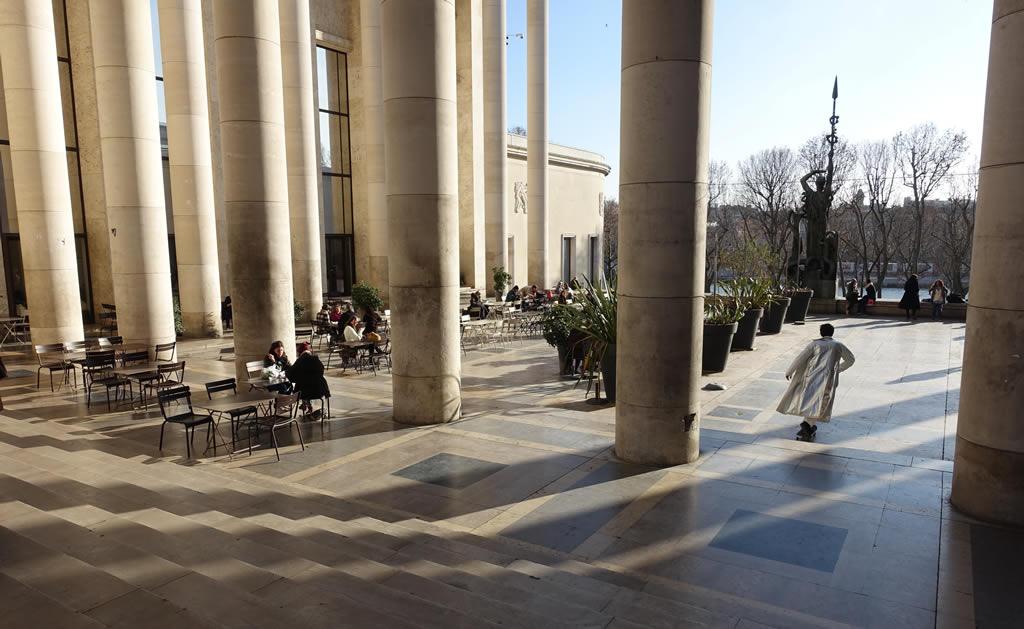 Palais de Tokyo Paris
