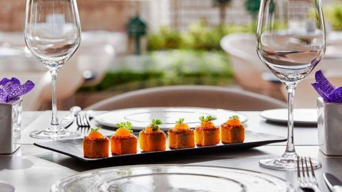 Great Restaurants in Barcelona - arola restaurante