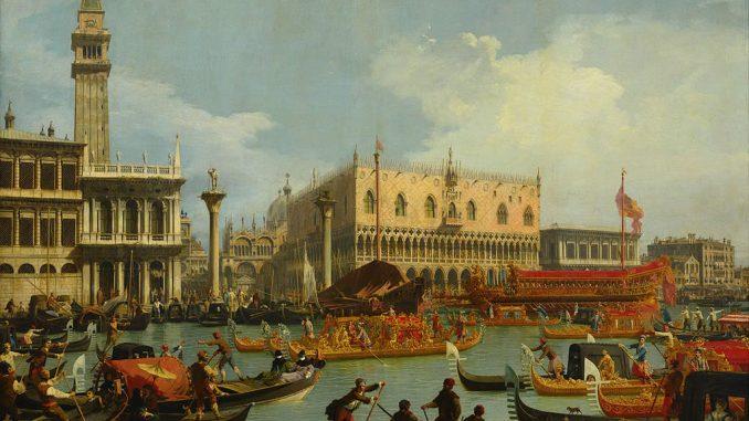 Canaletto Venice