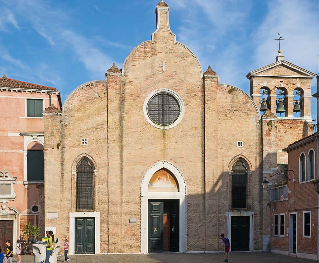 Church of San Giovanni in Bragora