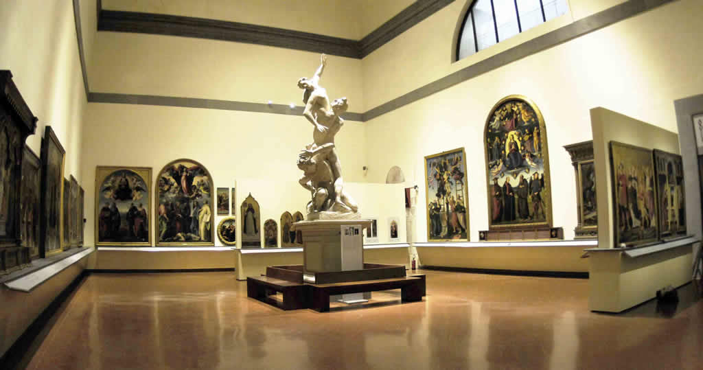 Things to do in Florence Italy Galleria dell Accademia