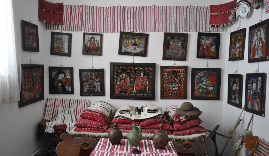 Father Zosim Oancea Museum
