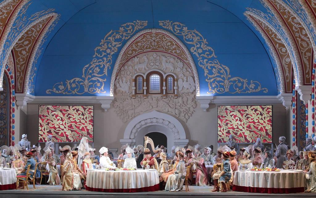 Ruslan and Lyudmila at The Bolshoi Theatre