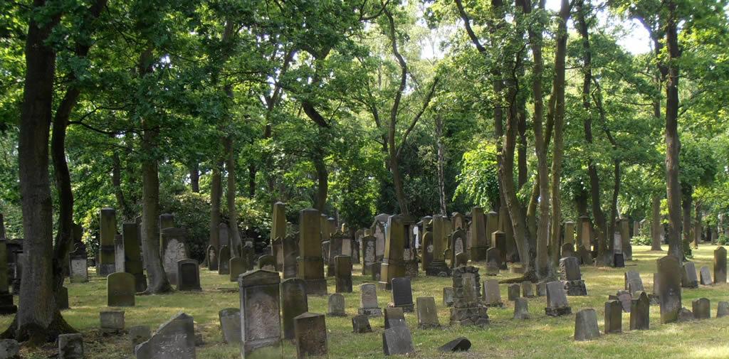 Jewish Cemetery Hamburg