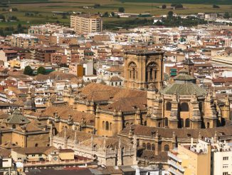 Cathedral and Capilla Real Granada Spain