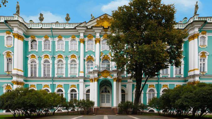 St. Petersburg Palaces - Winter Palace