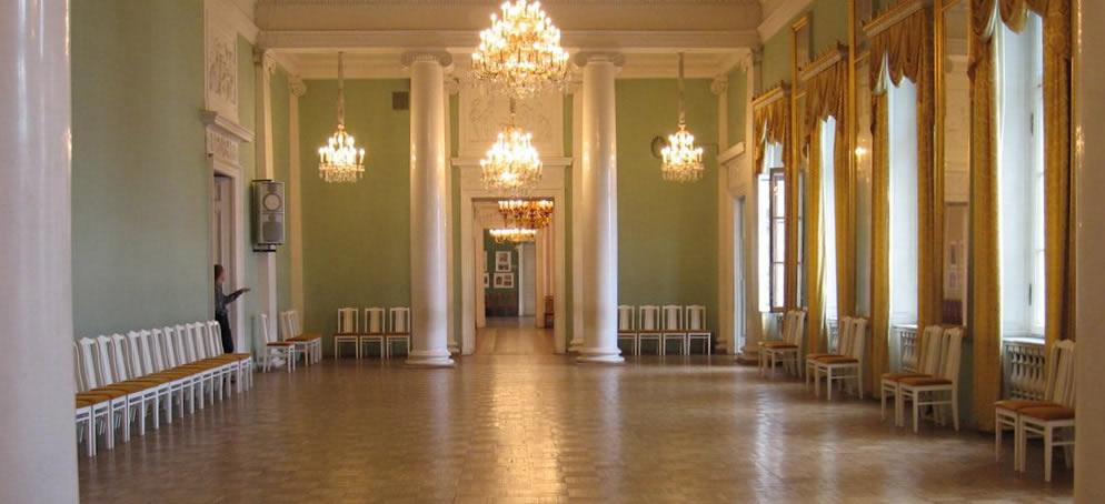 Anchikov Palace Interior