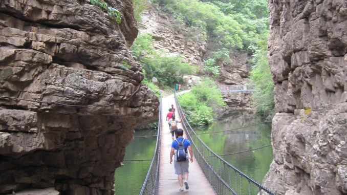 Beijing attractions - JINGDONG GRAND CANYON