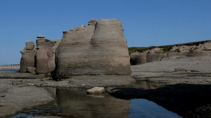 Quebek National Parks Mingan Archipelago