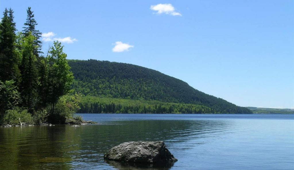 lake temiscouata Quebec National Parks