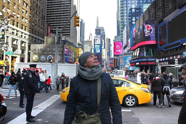 Information about New York busy streets