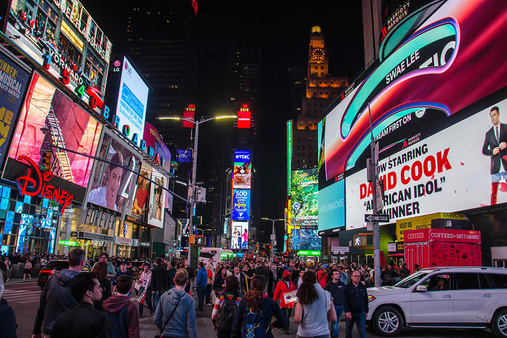 Information about New York Billboards