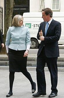 David_Cameron & Teresa May